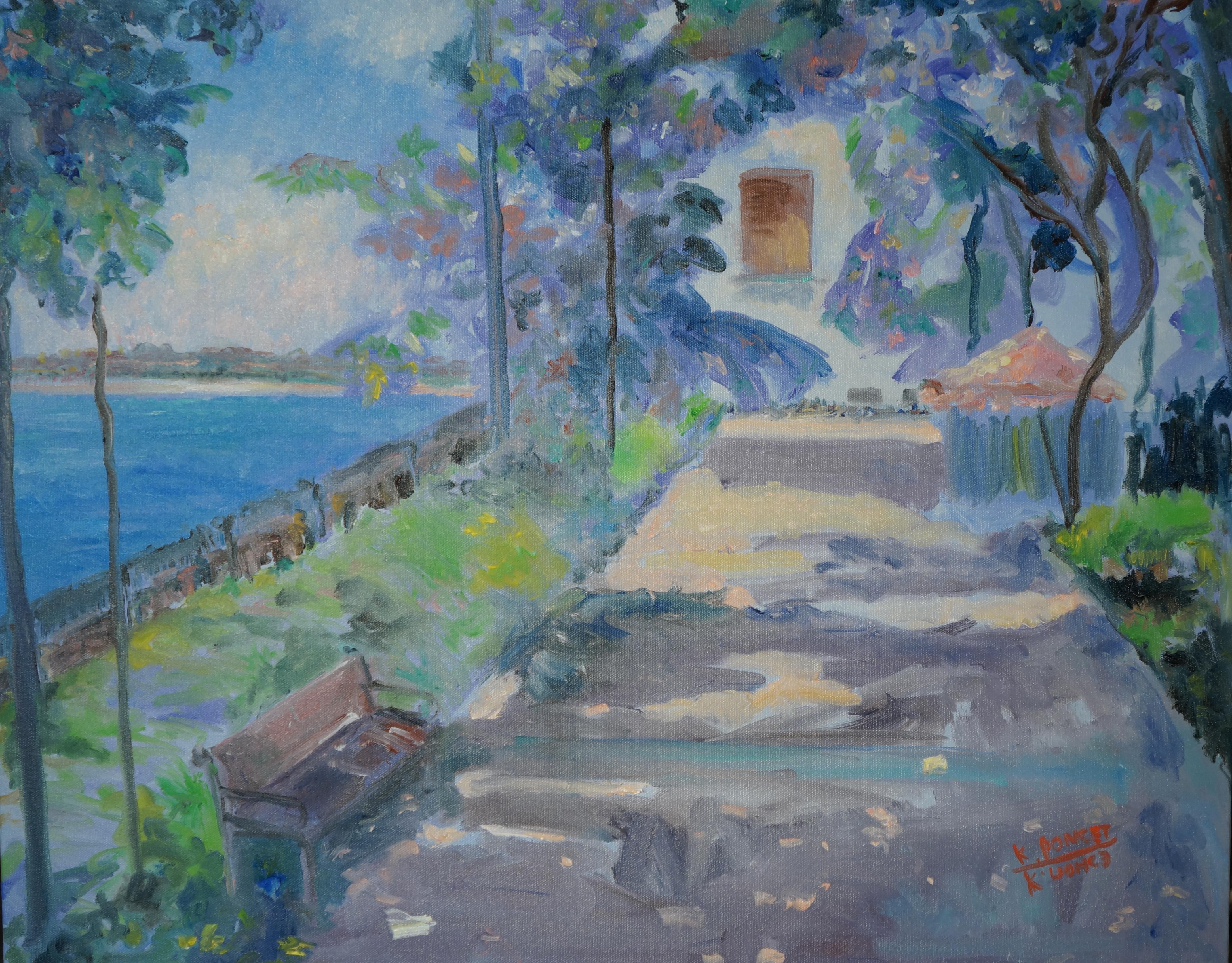 Old Porto Rico seacost